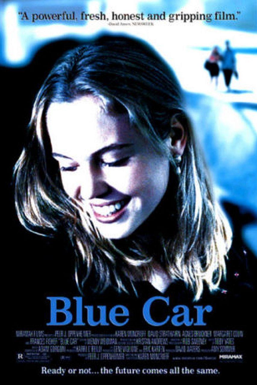 Blue Car poster art