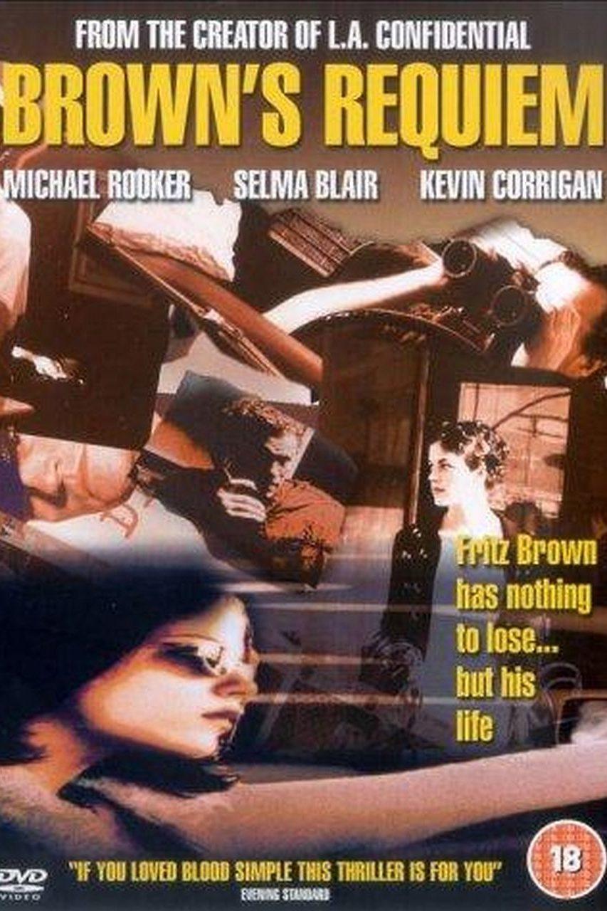 Brown's Requiem poster art