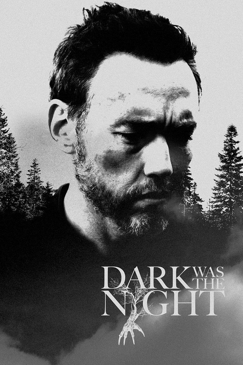 Dark Was the Night poster art