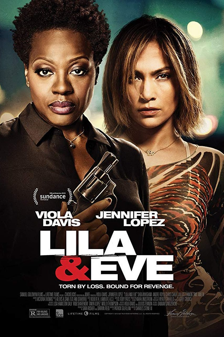 Lila & Eve poster art