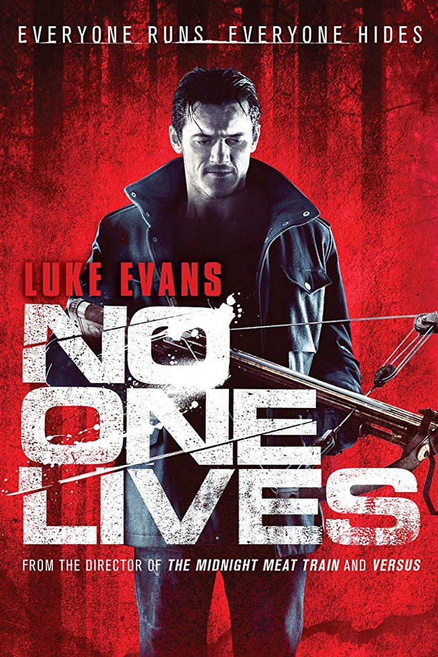 No One Lives poster art