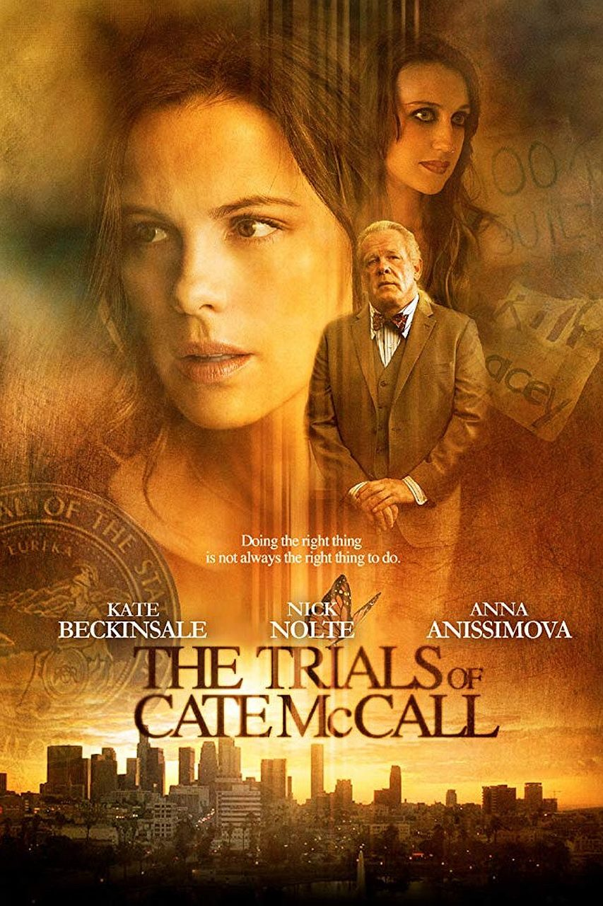 The Trials of Cate McCall poster art
